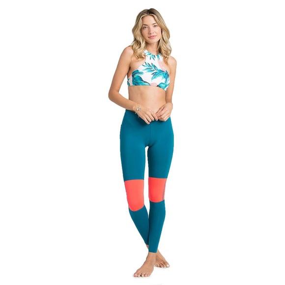 542c6a23249d3 Billabong Pants - ✨Billabong Neoprene Wetsuit Skinny Surf Leggings